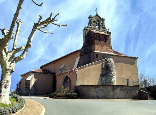 Eglise de Labessière-Candeil