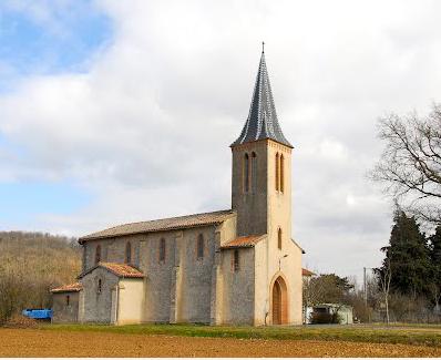 Eglise de Larmès
