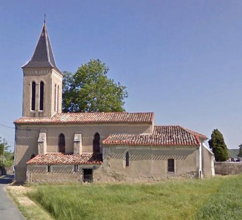 Saint Salvy du Serail